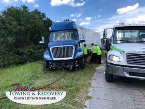 Wrecker And Commercial Towing Service Team